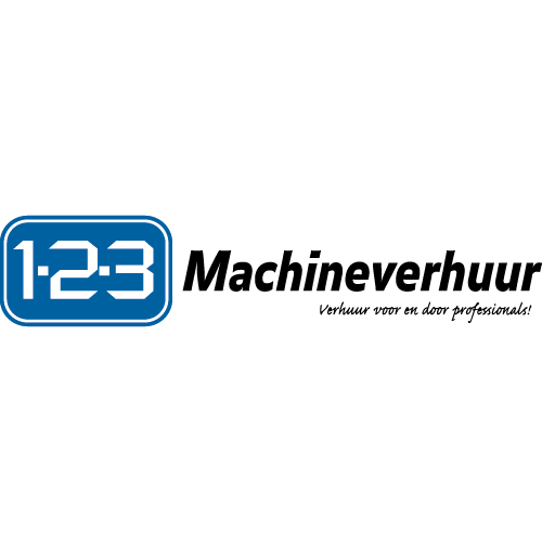 1,2,3 machineverhuur